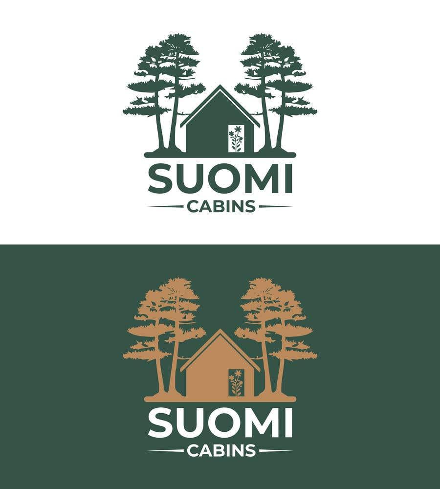 Konkurrenceindlæg #                                        5                                      for                                         I need a Logo Designer for log cabin holiday family business