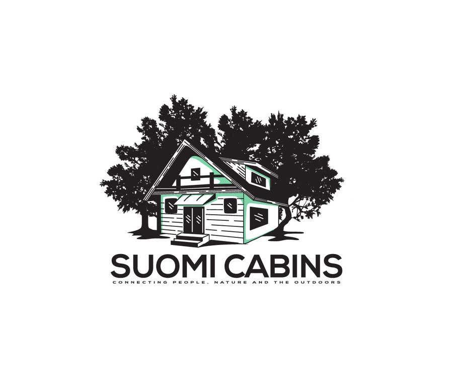 Konkurrenceindlæg #                                        89                                      for                                         I need a Logo Designer for log cabin holiday family business