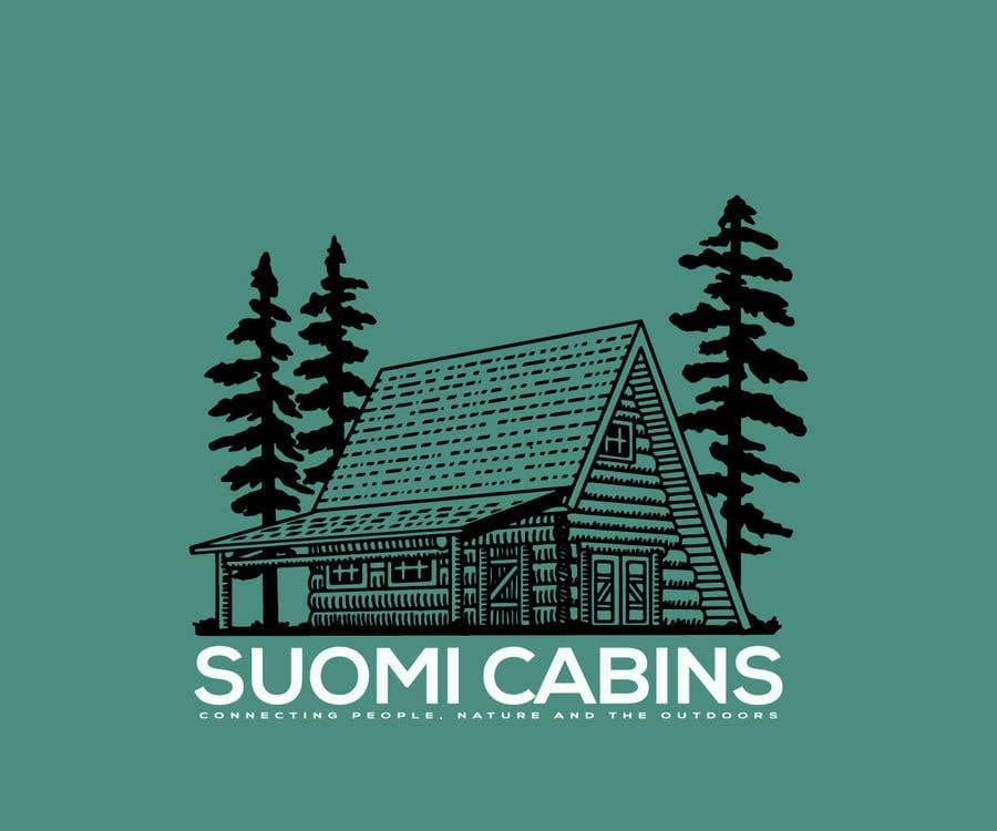 Konkurrenceindlæg #                                        93                                      for                                         I need a Logo Designer for log cabin holiday family business