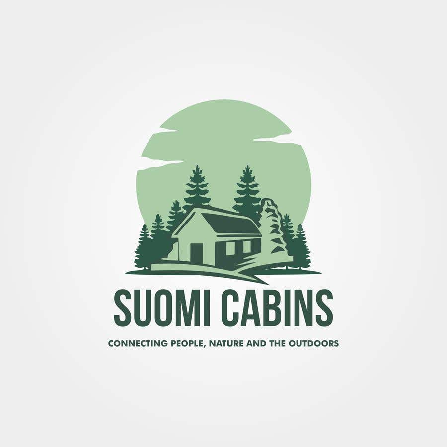 Konkurrenceindlæg #                                        8                                      for                                         I need a Logo Designer for log cabin holiday family business