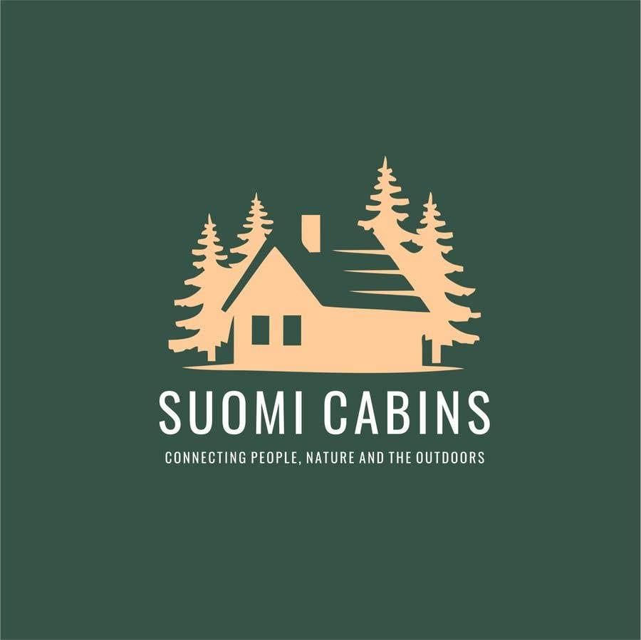 Konkurrenceindlæg #                                        67                                      for                                         I need a Logo Designer for log cabin holiday family business