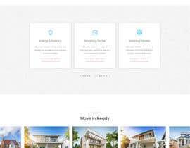 #53 for Build chique webpage for real estate advisor af itkhabir