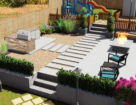 nº 32 pour Landscaping design par Shahpal555
