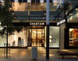 Nro 6 kilpailuun I need  image a luxury store with my logo on it käyttäjältä Edits0095