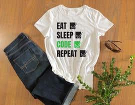 #39 for Create an ORIGINAL funny t shirt design for programmers af Unique05