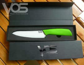 #70 for Logo for a chef knives' brand af mille84