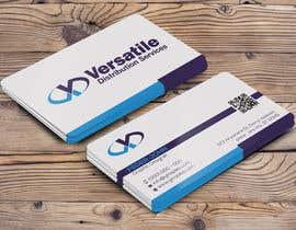#368 untuk Create an amazing Business card design oleh benashu26