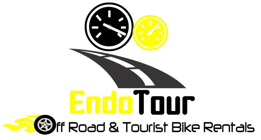 Konkurrenceindlæg #                                        5                                      for                                         Logo design for EndoTour