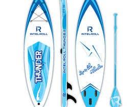 Nro 55 kilpailuun Paddleboard Design käyttäjältä FaridKhan039