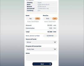 Nro 3 kilpailuun Design 2 pages for mobile app käyttäjältä astudilloalex1