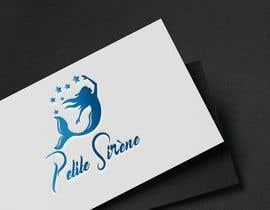 Nro 40 kilpailuun Create a nice combination mark logo for a mermaid swimming school käyttäjältä iamelhassnaoui
