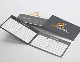 SadiaMuntaha tarafından Dental business card + Appointment reminder card için no 809