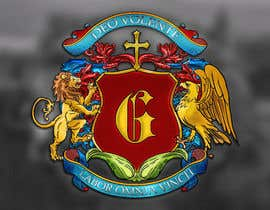 #53 for Griess Family Crest by reyesonline