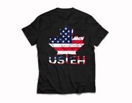 Nro 258 kilpailuun Redesign this t shirt design käyttäjältä badhongraphics