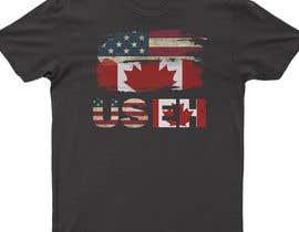 Nro 407 kilpailuun Redesign this t shirt design käyttäjältä antoniustoni