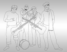 Fayeds tarafından A simple illustration of a band için no 8