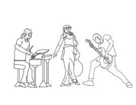 #14 para A simple illustration of a band por tkarlington