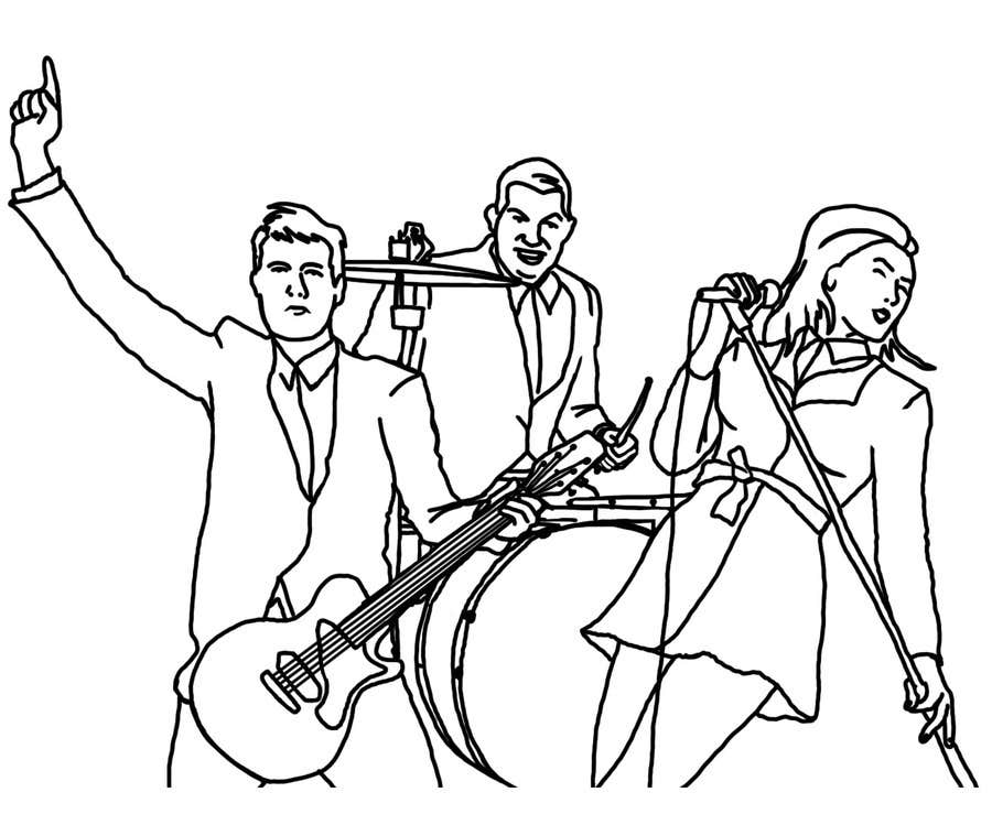 Konkurrenceindlæg #                                        5                                      for                                         A simple illustration of a band