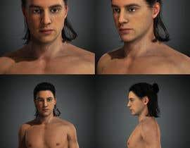#49 for Real 3D character af JeanpoolJauregui