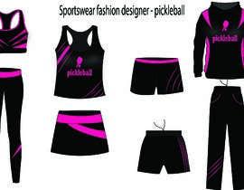 #73 cho Sportswear fashion designer - pickleball bởi safomarwa