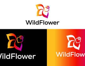 #497 for Design a logo for startup dating and connections app called WildFlower by Nazmus4852