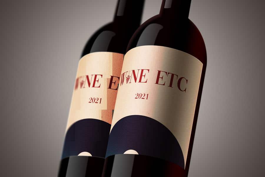 Proposition n°                                        101                                      du concours                                         Design a wine label series