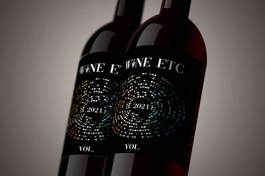 Proposition n°                                        104                                      du concours                                         Design a wine label series