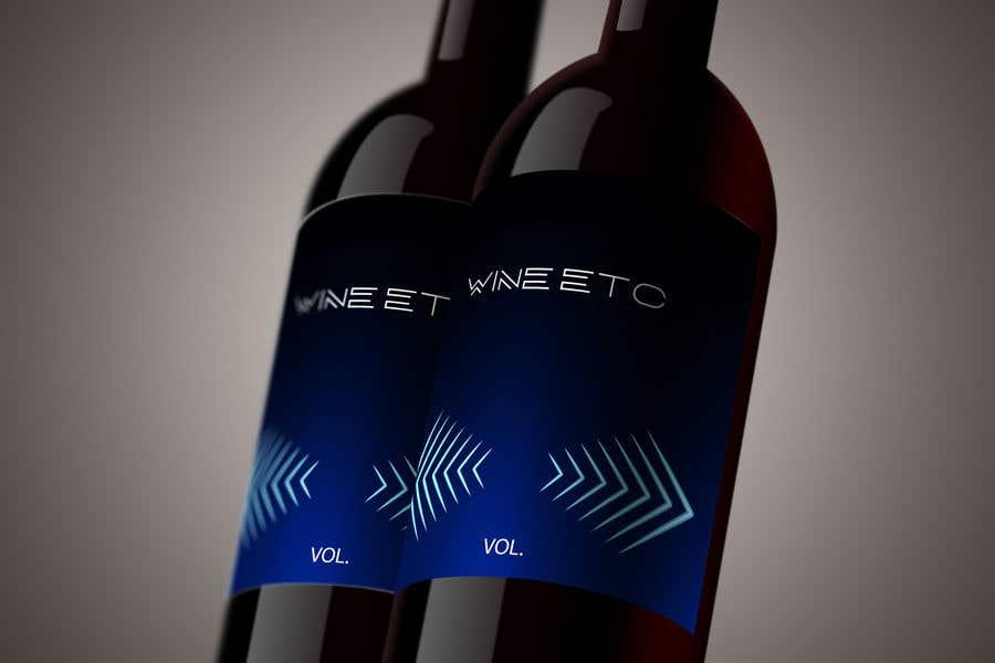 Proposition n°                                        111                                      du concours                                         Design a wine label series