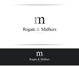 #58 for Design a Logo for Rogate & Midhurst Cars af SergiuDorin