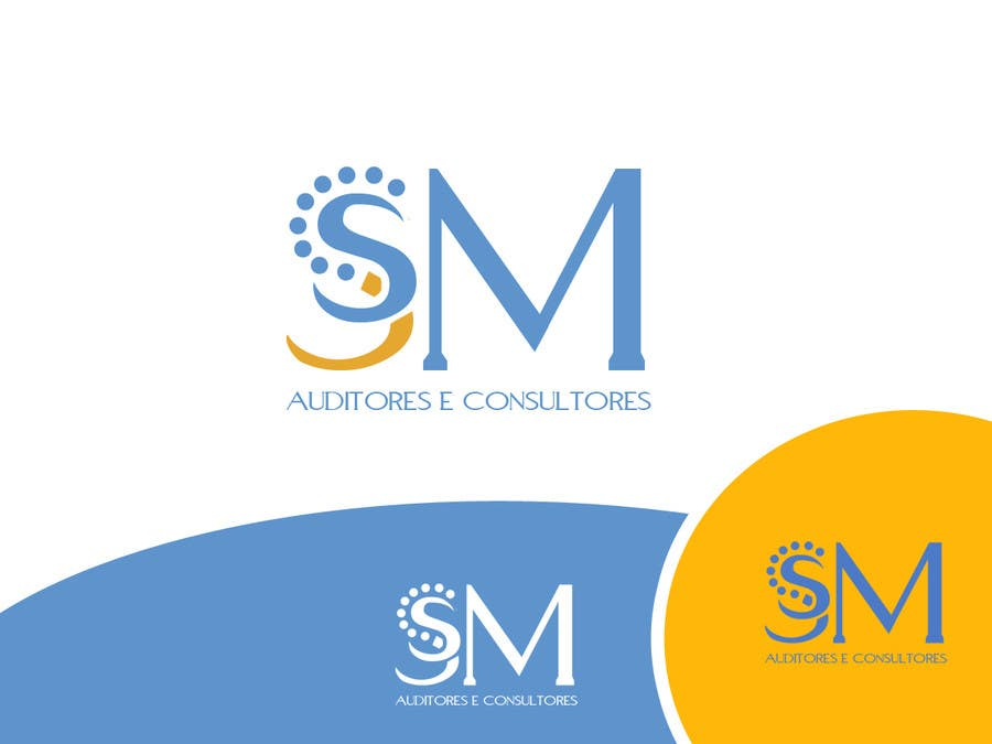 Konkurrenceindlæg #                                        33                                      for                                         Design a Logo for SSM Auditores e consultores
