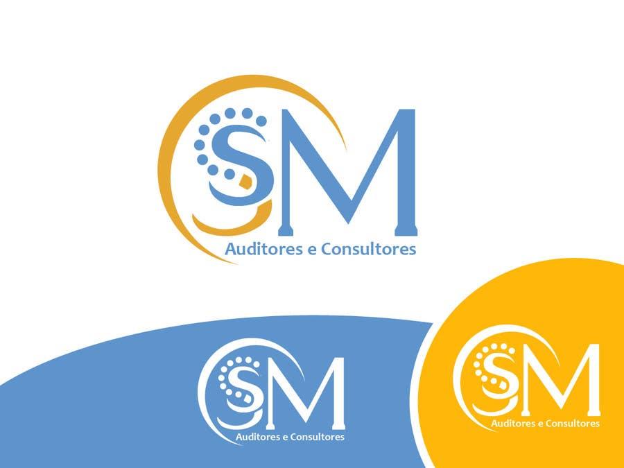 Konkurrenceindlæg #                                        34                                      for                                         Design a Logo for SSM Auditores e consultores
