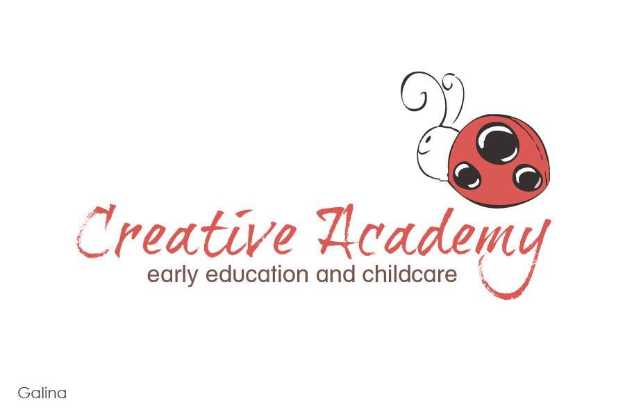 Kilpailutyö #38 kilpailussa Logo Design for Nursery Preschool