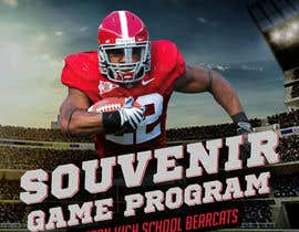 #21 for Create a Football program ad for our business by becretive