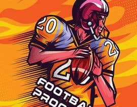 #52 for Create a Football program ad for our business by salmasarker19