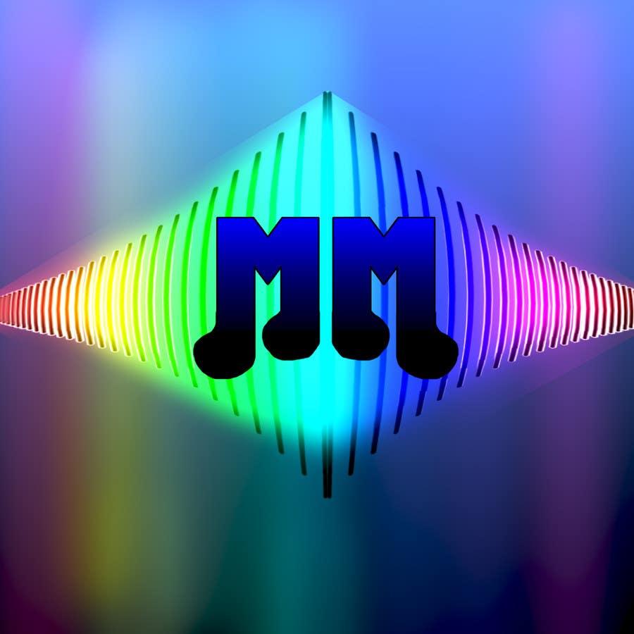 Penyertaan Peraduan #5 untuk Design a Logo for a DJ