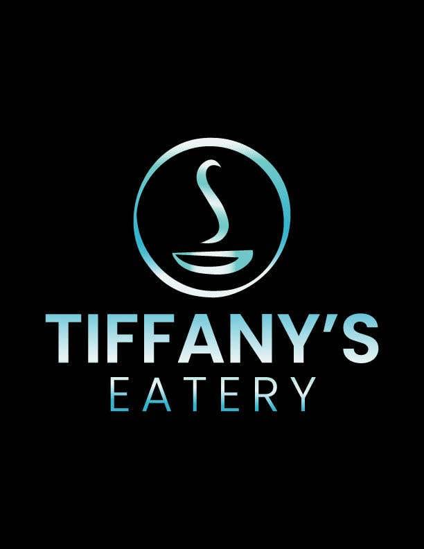 Inscrição nº                                         27                                      do Concurso para                                         Tiffany Logo