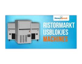 #70 para Website Banner (Ristormarkt Ice Cube Machines) por WR12
