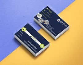 #634 for business cards for roofing company by sakilagraphics