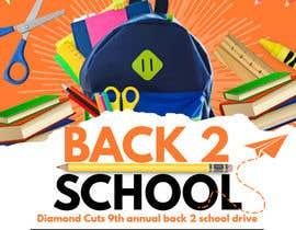 nº 7 pour Flyer back 2 school par asadulislambit