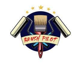Nro 26 kilpailuun Brush Pilot - Logo Design - 26/07/2021 16:19 EDT käyttäjältä MahmoodNizam