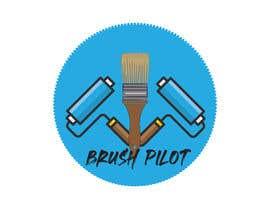 Nro 27 kilpailuun Brush Pilot - Logo Design - 26/07/2021 16:19 EDT käyttäjältä Prosantasaha21