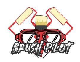 Nro 3 kilpailuun Brush Pilot - Logo Design - 26/07/2021 16:19 EDT käyttäjältä ZaoadulPromit