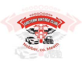faruqueeal tarafından Vintage club logo için no 3