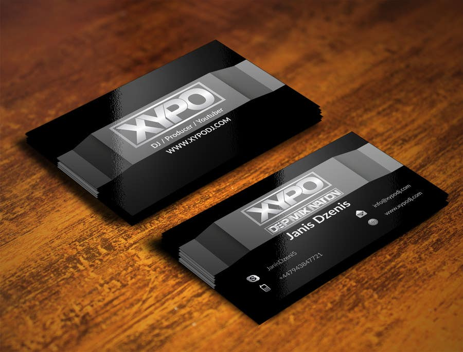 Contest Entry #74 for BUSINESS CARD DESIGN