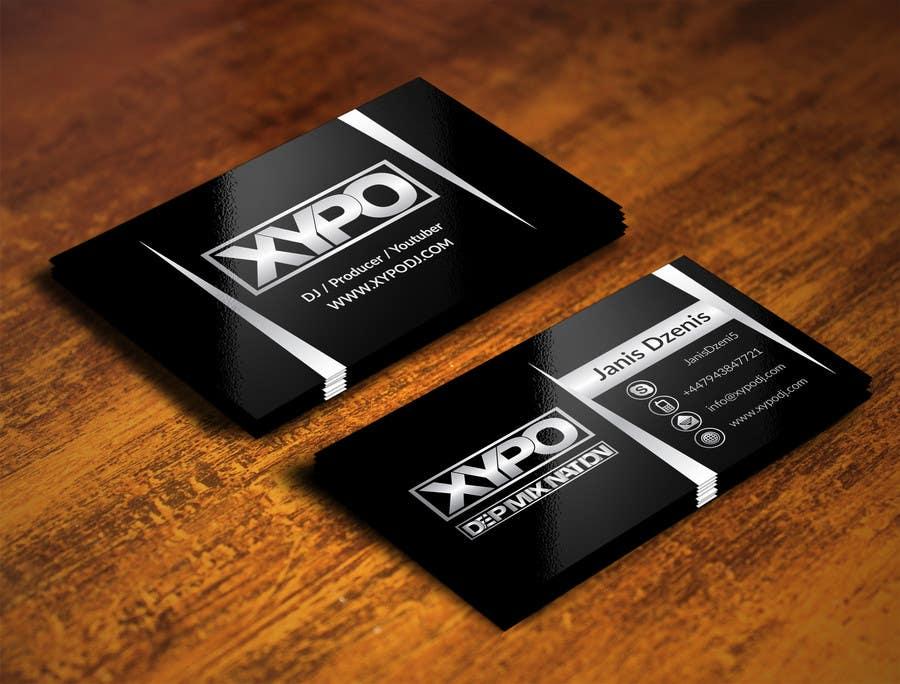 Konkurrenceindlæg #75 for BUSINESS CARD DESIGN