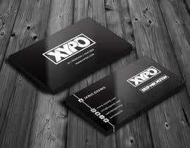 nº 10 pour BUSINESS CARD DESIGN par flechero