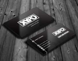 #10 for BUSINESS CARD DESIGN af flechero