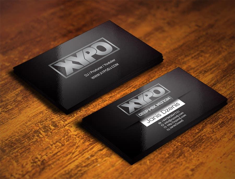 Konkurrenceindlæg #68 for BUSINESS CARD DESIGN