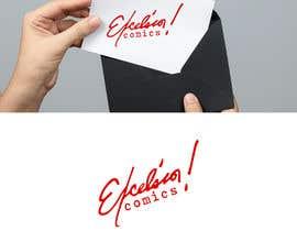 Nro 221 kilpailuun Need Logo: ExcelsiorComics.com käyttäjältä BBdesignstudio