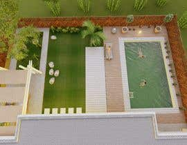 #8 for Backyard Landscaping af SHUVOMOHANTO623